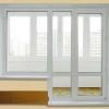 Как поставить ( вставить ) откосы и подоконники для пластиковых окон.