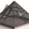 Как построить теплицу пирамиду своими руками: с чего начать, размеры и какие материалы использовать