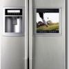 Как пригодится холодильник со встроенным телевизором и интернетом?