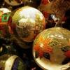 Какие существуют елочные игрушки и шары?