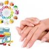 Какие витамины помогут укрепить ногти?