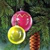 Какими новогодними елочными игрушками украсить елку?