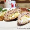 Котлеты с секретом или зразы с яйцом и сыром — рецепт с фотографиями.