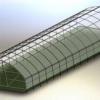 Надежно и практично – теплица туннельного типа: как изготовить своими руками на приусадебном участке имя чертежи
