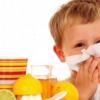 Народные средства от насморка у детей