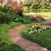 Садовые дорожки. Элементы дизайна своими руками
