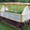 Самостоятельно строим парник или мини-теплицу для дачи, деревянные и другие варианты конструкций