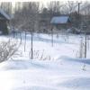 Снег - защитник от мороза, способы снегонакопления