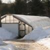 Строим зимние теплицы своими руками: виды проектов и устройство круглогодичных конструкций
