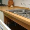 Установка кухонной мойки в столешницу своими руками.