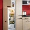 Установка встраиваемого ( встроенного ) холодильника в шкаф своими руками.